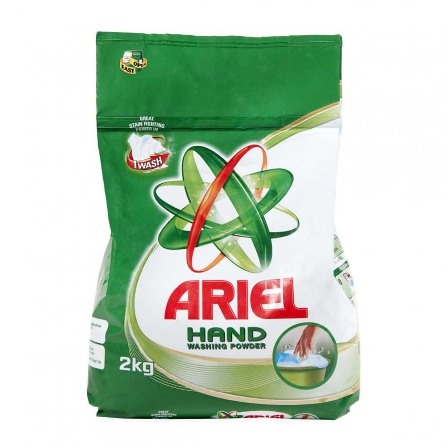 Ariel Matic Detergent Powder 2 Kg Pack