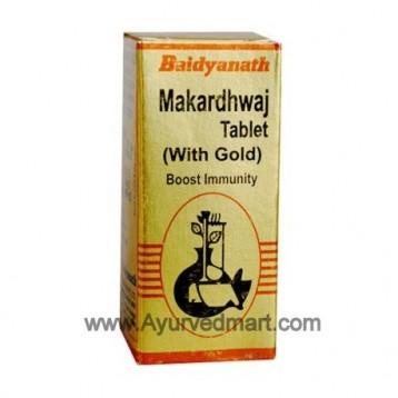 Baidyanath Makardhwaj Tablet