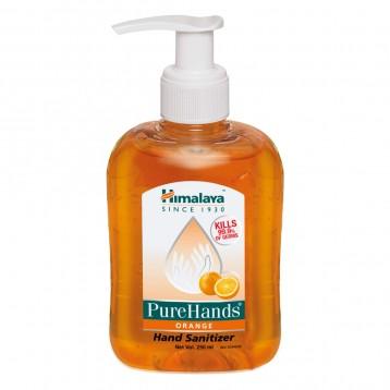 Himalaya Wellness Pure Hands Sanitizer Orange